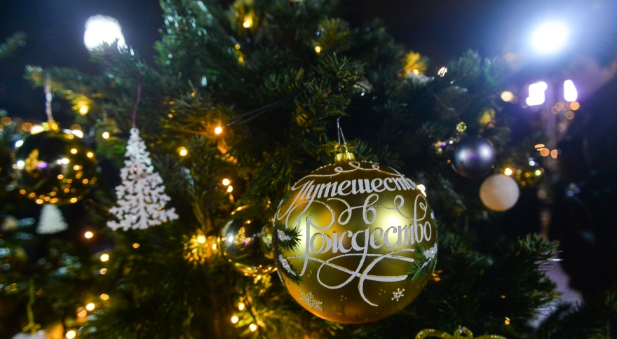 Москвичи оценят фестиваль «Путешествие вРождество»