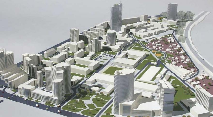 Инвесторы построят в«новой» столицеРФ 13 соцобъектов загод