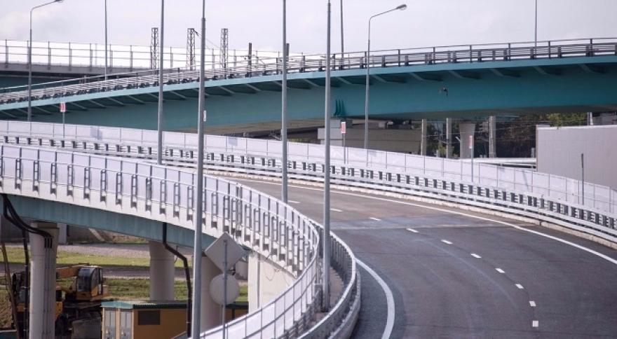 Новейшую автомагистраль построят вдеревнях Марьино иСереднево